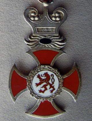 onderscheiding rode leeuw limburg